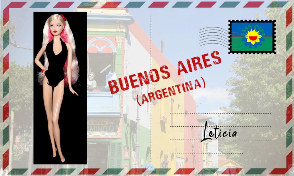 Barbie Leticia