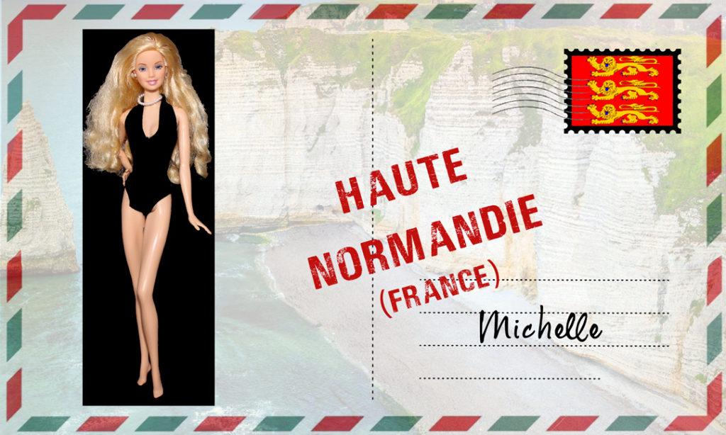 Barbie Michelle