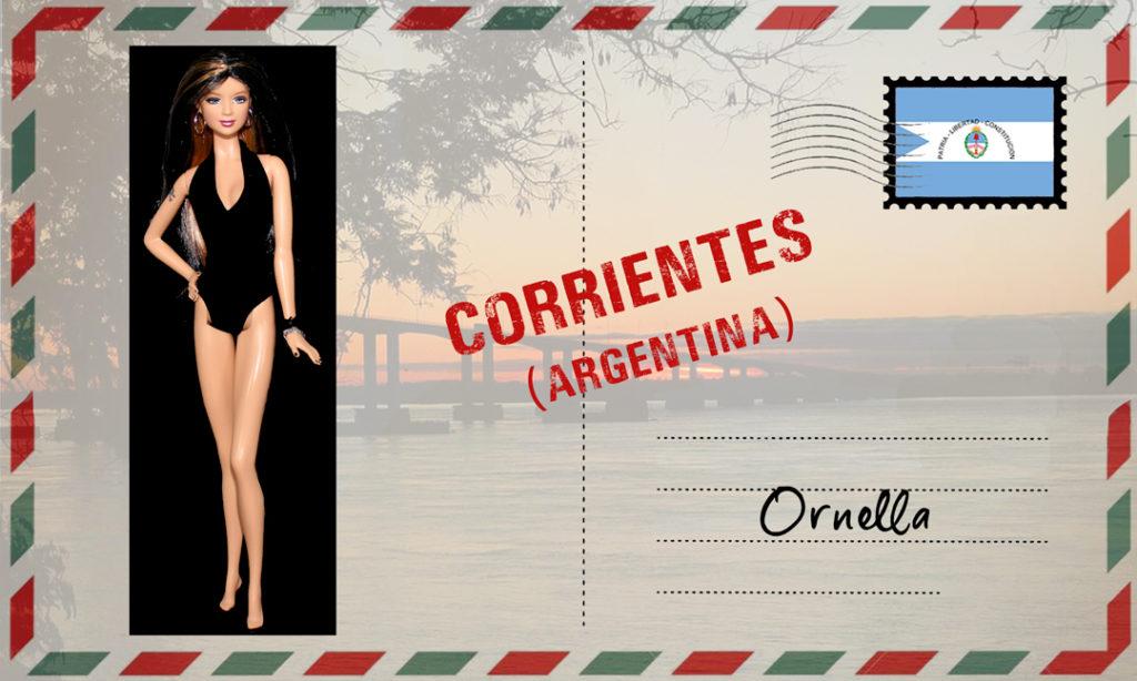 Barbie Ornella