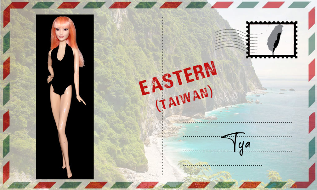 Barbie Tya