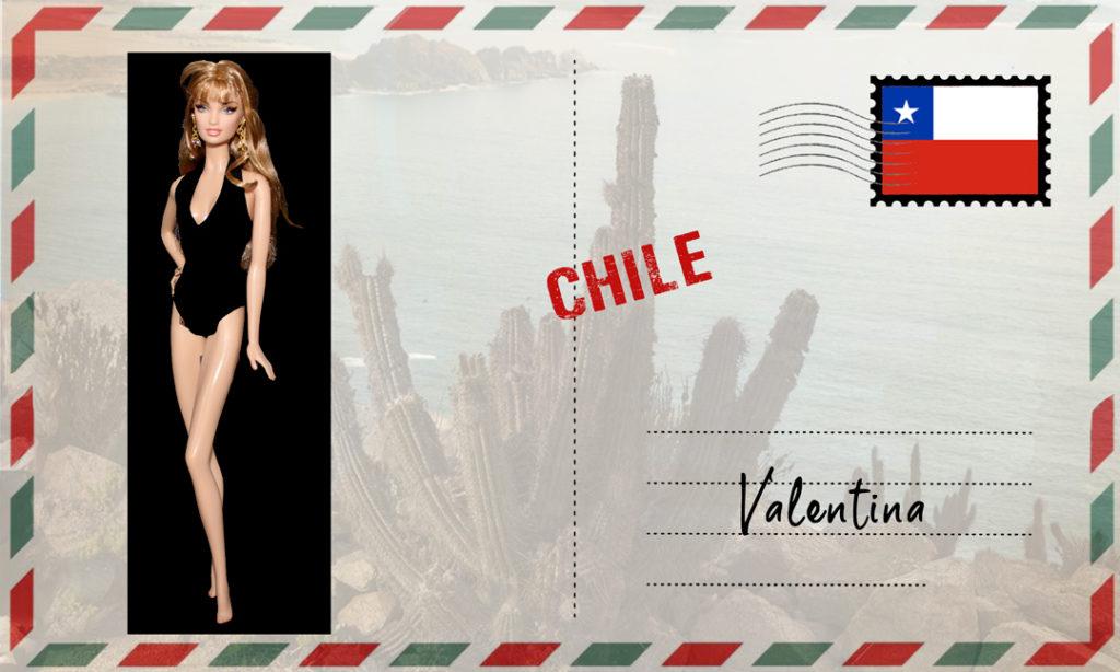 Barbie Valentina