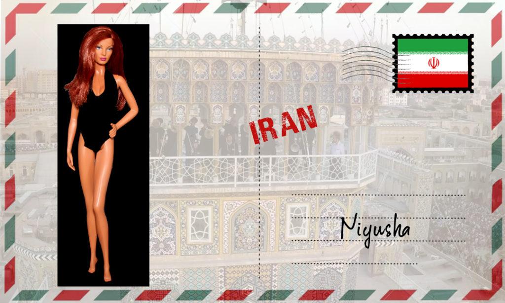Barbie Niyusha