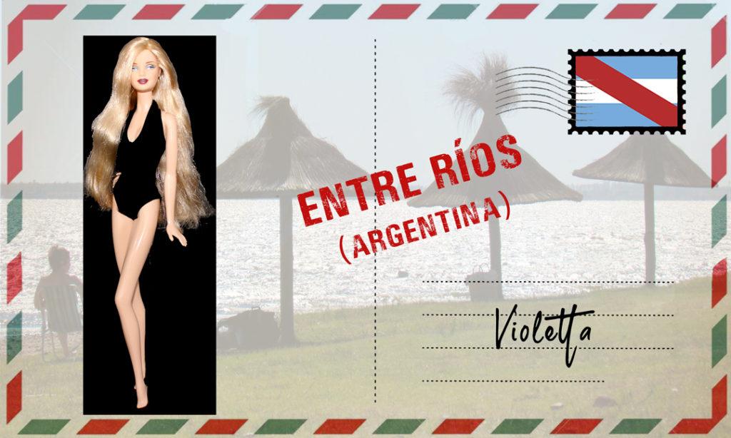 Barbie Violetta