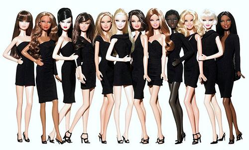 Concours Barbie Basics - Etape 1