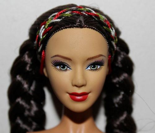 Barbie Freya
