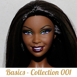 Barbie Basics Collection 001