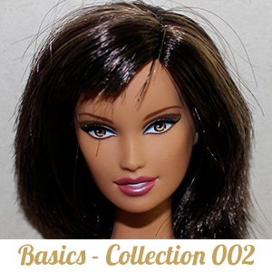 Barbie Basics Collection 002