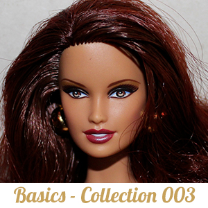 Barbie Basics Collection 003