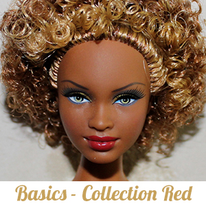 Barbie Basics Collection Red