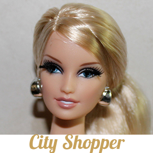 Barbie Collection City Shopper