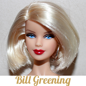 Barbie Collection Designer Bill Greening