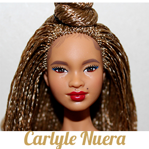 Barbie Collection Designer Carlyle Nuera