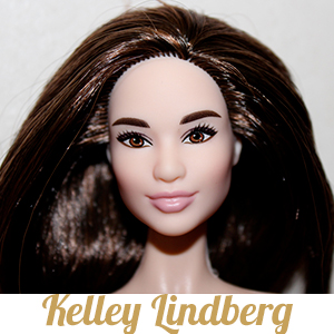 Barbie Collection Designer Kelley Lindberg