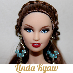 Barbie Collection Designer Linda Kyaw