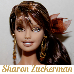 Barbie Collection Designer Sharon Zuckerman