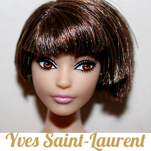 Barbie Collection Yves Saint Laurent