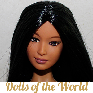Barbie Collection Dolls of the World