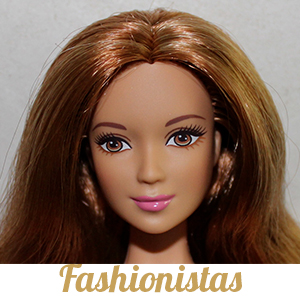 Barbie Collection Fashionistas