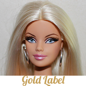 Barbie Collection Gold Label
