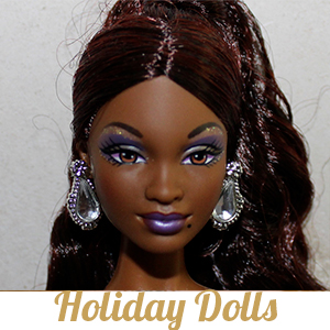 Barbie Collection Holiday Dolls