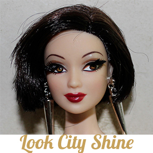 Barbie Collection Look City Shine