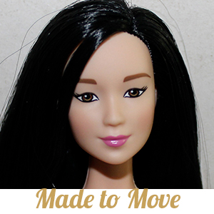 Barbie Collection Made to Move