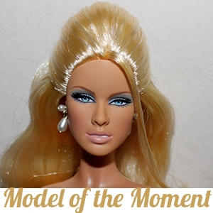 Barbie Collection Model of the Moment