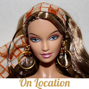 Barbie Collection On Location