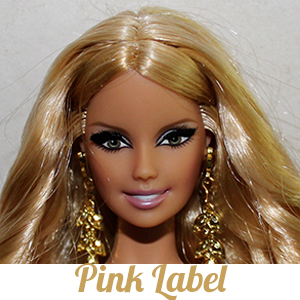 Barbie Collection Pink Label