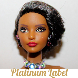 Barbie Collection Platinum Label