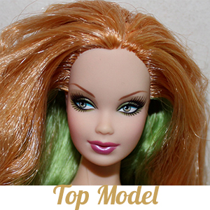 Barbie Collection Top Model