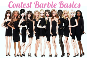 Contest Barbie Basics