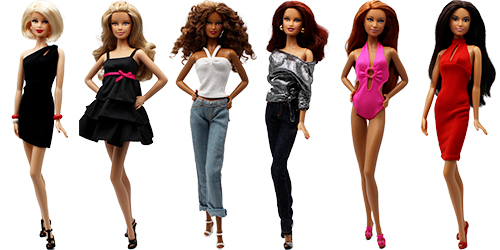 Barbie Basics Concours