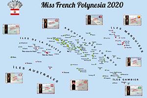 Miss Barbie Polynesia 2020
