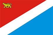 Drapeau Kraï Primorie