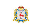 Drapeau Nijni Novgorod