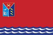Drapeau Oblast Magadan