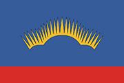 Drapeau Oblast Mourmansk