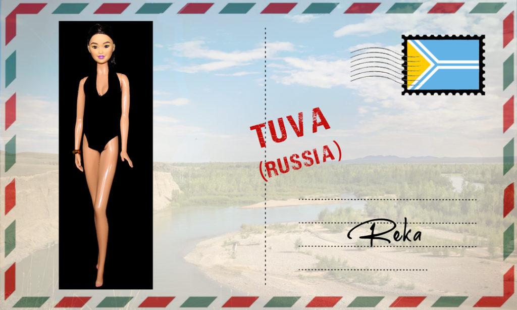 Barbie Reka