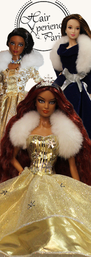 Barbie Evenements Concours HairXperience