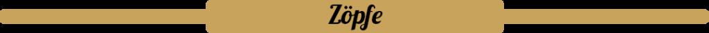 Zöpfe