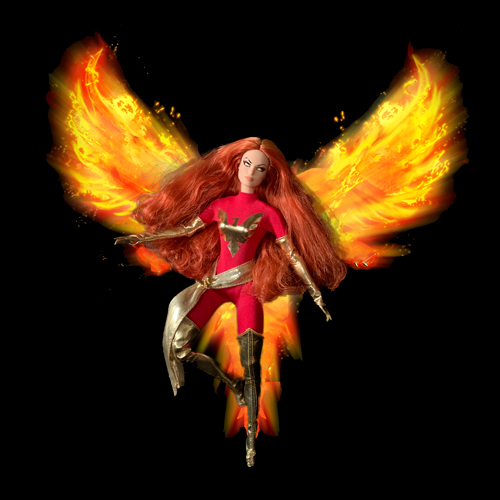 Barbie Dark Phoenix