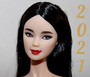 Barbie année 2021