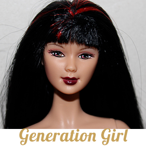 Collection Barbie Generation Girl