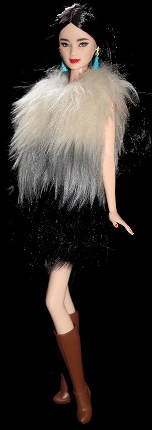 Barbie Saori