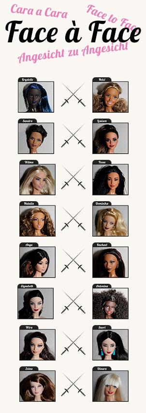 Concours Barbie - Evenement Face à Face