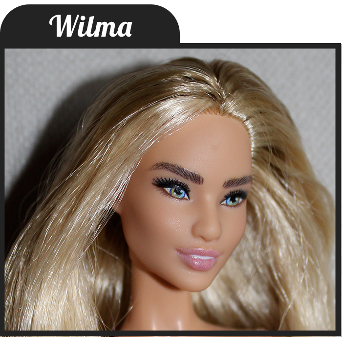 Barbie Wilma