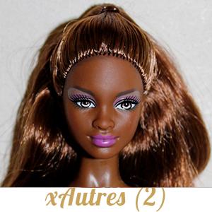 Barbie Autres Collections