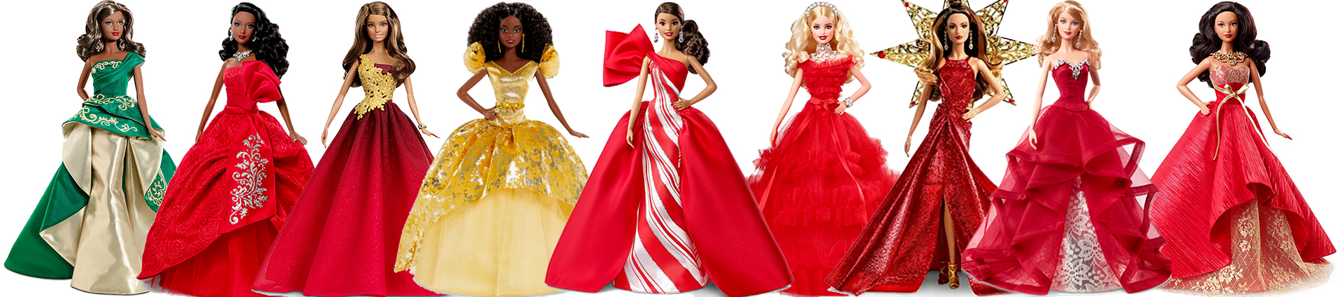 Barbie Collection Holiday