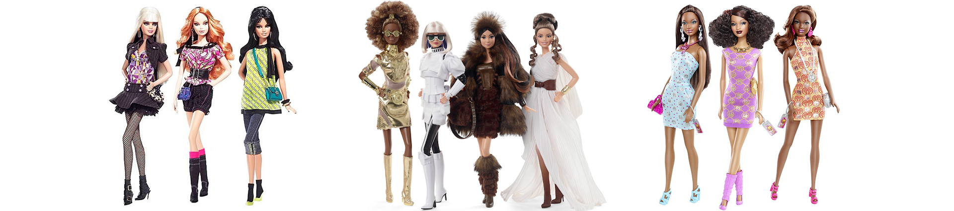 Barbie_Collection So In Style Star Wars Top Model